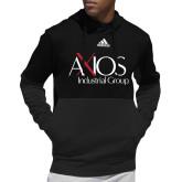 Adidas Black Team Issue Hoodie-AXIOS Industrial Group