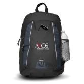 Impulse Black Backpack-AXIOS Industrial Group