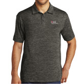Charcoal Electric Heather Polo-AXIOS Industrial Maintenance
