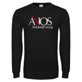 Black Long Sleeve T Shirt-AXIOS Industrial Group