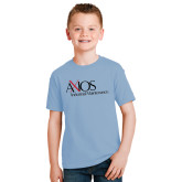 Youth Light Blue T Shirt-AXIOS Industrial Maintenance