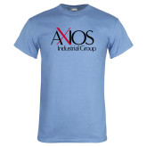 Light Blue T Shirt-AXIOS Industrial Group
