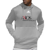 Adidas Grey Team Issue Hoodie-AXIOS Industrial Maintenance