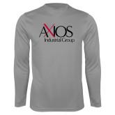 Performance Steel Longsleeve Shirt-AXIOS Industrial Group