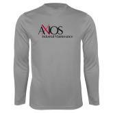Performance Steel Longsleeve Shirt-AXIOS Industrial Maintenance