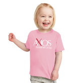 Toddler Pink T Shirt-AXIOS Industrial Group