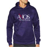 Adidas Purple Team Issue Hoodie-AXIOS Industrial Group