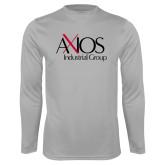 Performance Platinum Longsleeve Shirt-AXIOS Industrial Group