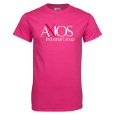 Cyber Pink T Shirt-AXIOS Industrial Group