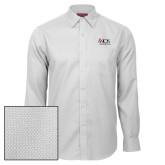 Red House White Diamond Dobby Long Sleeve Shirt-AXIOS Industrial Group