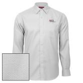 Red House White Diamond Dobby Long Sleeve Shirt-AXIOS Industrial Maintenance