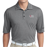 Nike Golf Dri Fit Charcoal Heather Polo-AXIOS Industrial Group