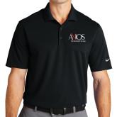 Nike Golf Dri Fit Black Micro Pique Polo-AXIOS Industrial Group