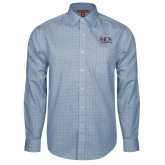 Red House Light Blue Plaid Long Sleeve Shirt-AXIOS Industrial Group