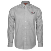 Red House Grey Plaid Long Sleeve Shirt-AXIOS Industrial Group