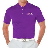 Callaway Opti Vent Purple Polo-AXIOS Industrial Group