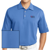 Nike Sphere Dry Light Blue Diamond Polo-AXIOS Industrial Group