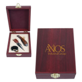 Tuscany Wine Set-AXIOS Industrial Group Engraved