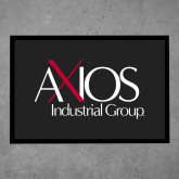 Full Color Indoor Floor Mat-AXIOS Industrial Group