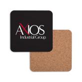 Hardboard Coaster w/Cork Backing-AXIOS Industrial Group