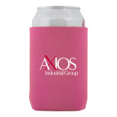 Neoprene Hot Pink Can Holder-AXIOS Industrial Group