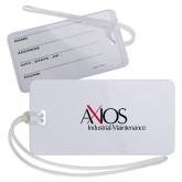 Luggage Tag-AXIOS Industrial Maintenance