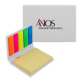 Micro Sticky Book-AXIOS Industrial Maintenance