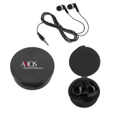 Ear Buds in Black Case-AXIOS Industrial Maintenance