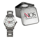 Mens Stainless Steel Fashion Watch-AXIOS Industrial Group