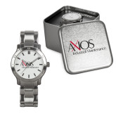 Mens Stainless Steel Fashion Watch-AXIOS Industrial Maintenance