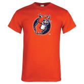 Orange T Shirt-Youth Mark