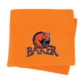 Orange Sweatshirt Blanket-Primary Mark