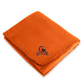 Orange Arctic Fleece Blanket-Primary Mark
