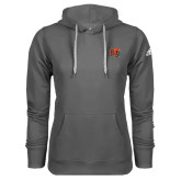 Adidas Climawarm Charcoal Team Issue Hoodie-BU Wildcat
