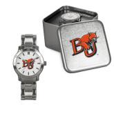 Ladies Stainless Steel Fashion Watch-BU Wildcat