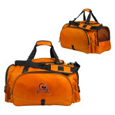 Challenger Team Orange Sport Bag-Primary Mark