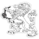 Super Large Decal-Lion, 24 inches tall