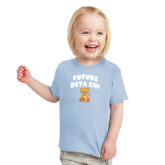 Toddler Light Blue T Shirt-Future Beta Chi Cub