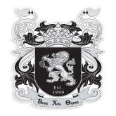 Large Magnet-Coat of Arms, 12 inches tall