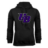 Black Fleece Hoodie-Interlocking UB