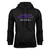 Black Fleece Hoodie-Baseball