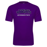 Performance Purple Tee-Gymnastics