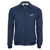 Navy Players Jacket-Brandeis Athletics