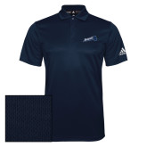 Adidas Climalite Navy Grind Polo-Brandeis Athletics