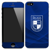 iPhone 5/5s/SE Skin-Becker College Shield