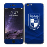 iPhone 6 Skin-Becker College Shield
