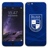 iPhone 6 Plus Skin-Becker College Shield