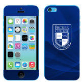 iPhone 5c Skin-Becker College Shield