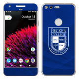 Google Pixel Skin-Becker College Shield