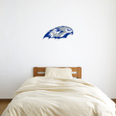 1 ft x 2 ft Fan WallSkinz-Hawk Head